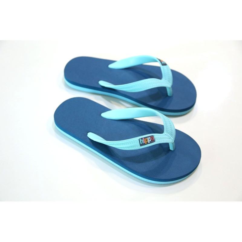TONG TAHITI KID ENFANT ( blue light blue )